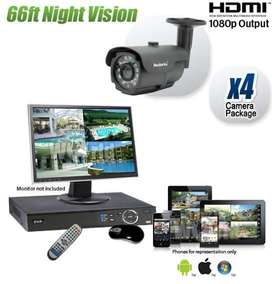 Cctv Cameras Full Packages