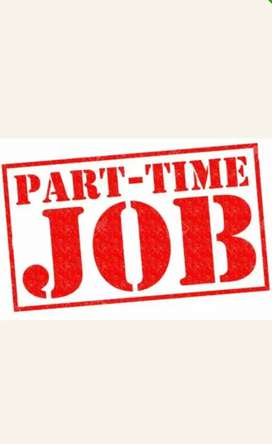 Its a part time job..and you can also earn 1 lakes per month