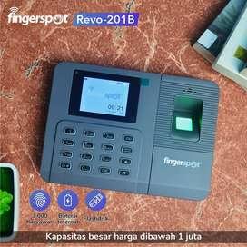 Fingerprint Mesin Absensi TERLARIS Harga Ekonomis Revo 201B
