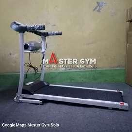 TREADMILL ELEKTRIK - Grosir Alat Fitness - Master Gym Store !! MG#9437