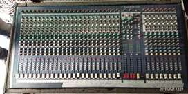 Lx7 mixer  with case all channel work