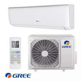 Gree 1.5 Ton inverter heat and cool