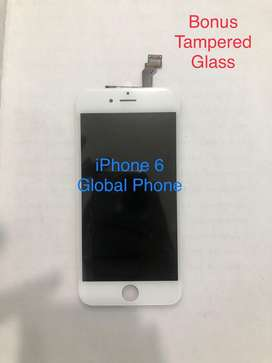 LCD iPhone 6 (BISA COD) Free Pasang BONUS Tampered BERGARANSI