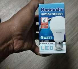 Lampu otomatis/sensor gerak/hannochs/LED.