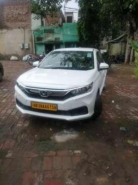 Honda Amaze new car on rent