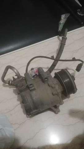 Kompresor AC honda CRV 2008