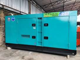 GENSET DENYO 125 MESIN MITSUBISHI BUILT UP JAPAN DAN GARANSI FULL PART