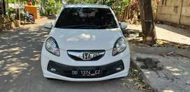 Honda Brio Satya E 1.2 Ckd Manual 2015 Putih Good Condition Dp10Jt