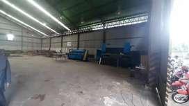 Gudang di Jl.Raya Bogor Jkt Cibinong. LT.1,3Ha.