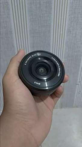 Lensa Kit Sony 16-50mm