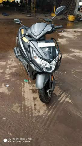 Honda Dio  now no registration buyer are the first party