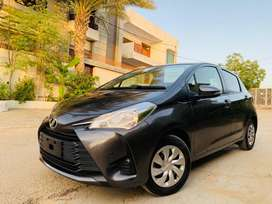 Vitz 2018, Fresh cleared 2021, Push start. F Safety package