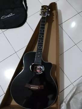 Gitar akustik fredom