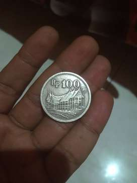 Uang koin th 1973