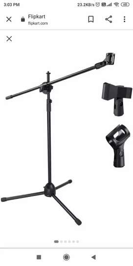Microphone stand (medium height)