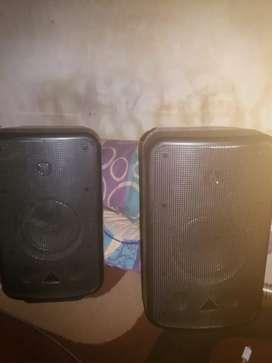 Speaker /spiker/speker/loudspeaker aktif behringer ce 500 a/6 inch