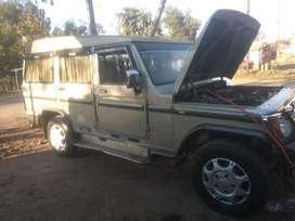 Mahindra Bolero Plus AC BS IV, 2007, Diesel