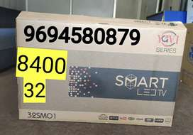 -32-^ SMART LED TV NEW MODEL ANDROID 9 /1/8 GB