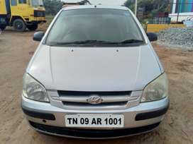 Hyundai Getz GVS, 2006, Petrol
