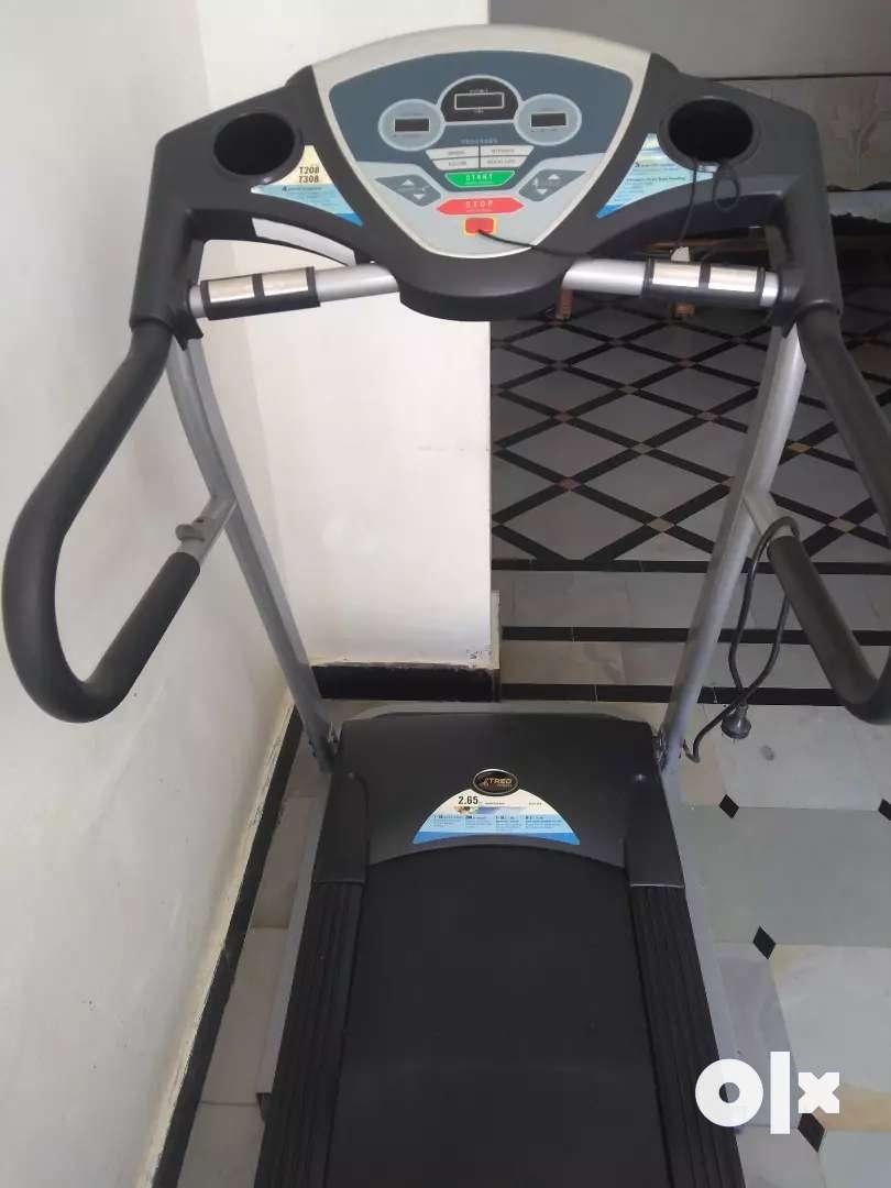 Treadmill heavy duty 0