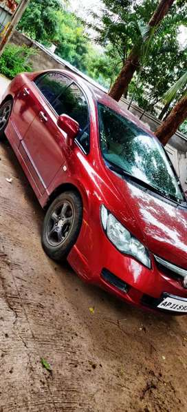 Ultimate condition Bold Civic top end model