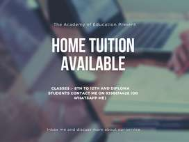 Home Tuition Classes