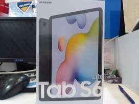 New Samsung Tab S6 Lite  With S-Pen 4/128 GB  Garansi Resmi Sein 100%