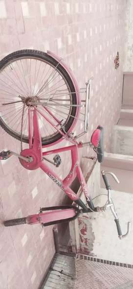Bicycle used