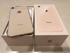 iphone 8 with new condition attractive price