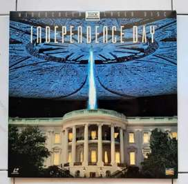 Laser Disc - Independence Day (1996)