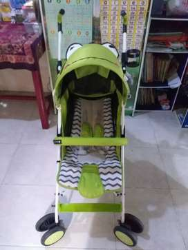 Stroller Baby Good Condition