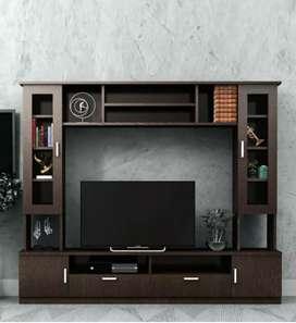 Brand new glosy finish tv unit