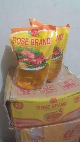 Minyak rosebrand 2 liter