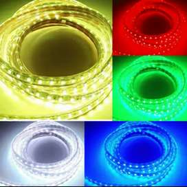 Led strip selang aneka warna