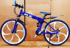New Folding Cycle  With 21 Gears