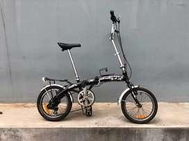 "Sepeda lipat ""seli"" Family Fc"