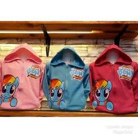 Jaket Anak Little Pony
