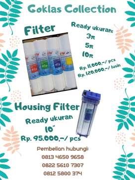 """Housing filter air 10"""""""