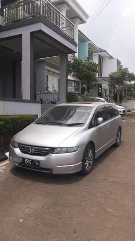 Honda Odyssey 2005 Bensin