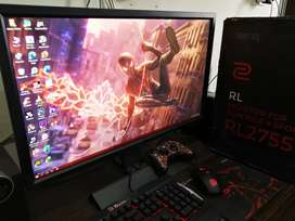 Benq Zowie RL2755hm 27 inch 1080p 1 ms 60-75hz LED Gaming Monitor
