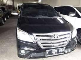 Dijual Toyota Grand New Kijang Innova G 2.0cc MT thun 2015 Hitam