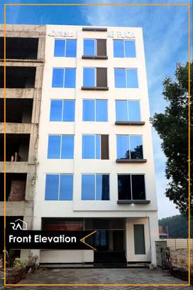 Investor Opportunity For A 5 Marla Commercial 7 Floor Building Lahore