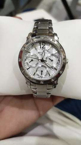 (Sheen Casio) Girl watch Jermany Imported