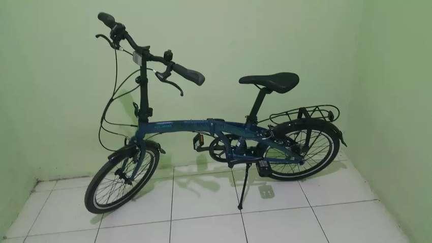 Sepeda Lipat Polygon Urbano 3 Baru 0