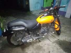 Bajaj Avenger 150 customise into Harley