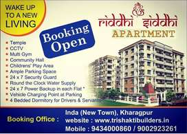 New Flats For sale at Inda, Kharagpur . Booking Open