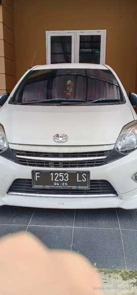 Toyota Agya 2015 pajak panjang mesin standar