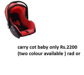 carry cot (wholesale rates brand new product)