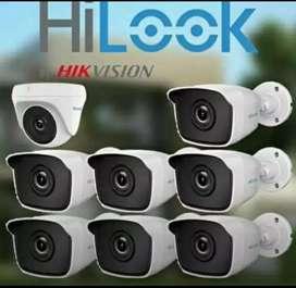 Paket Cctv 2ch Hikvision Turbo Hd