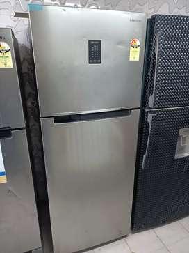 Samsung 415 ltr fridge new double door factory second with warranty